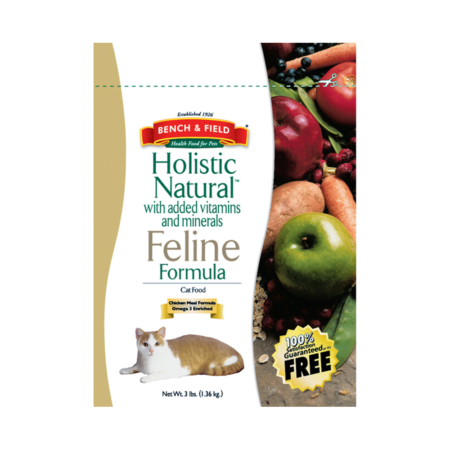 Bench Field Holistic Natural Pet Foods