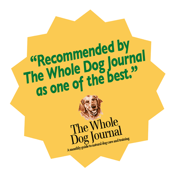 Whole Dog Journal Food